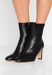 LK Bennett - MIRABEL - Classic ankle boots - black - 0