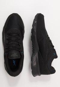 Reebok - RIDGERIDER 5.0 - Zapatillas de trail running - black/grey/blue - 1
