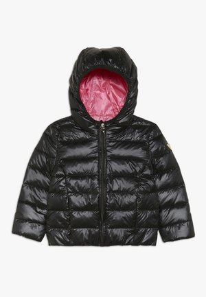 OUTWEAR TODDLER CORE - Down jacket - jet black/frost