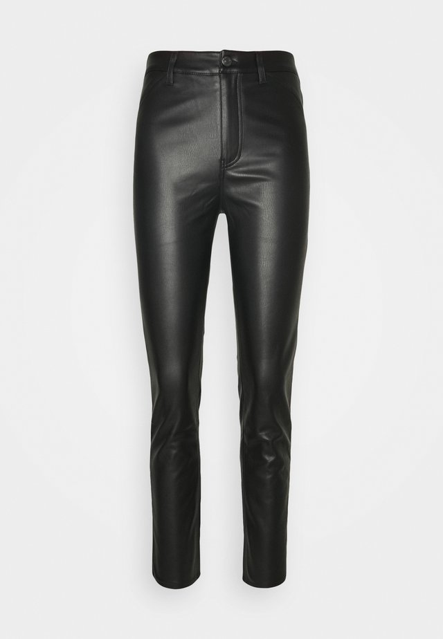 REBEL AT HEART  - Pantaloni - black