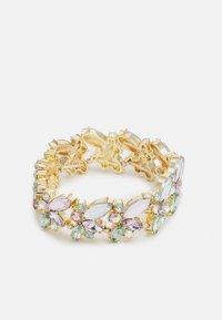 Pieces - PCFLOWINE BRACELET - Armbånd - gold-coloured - 1