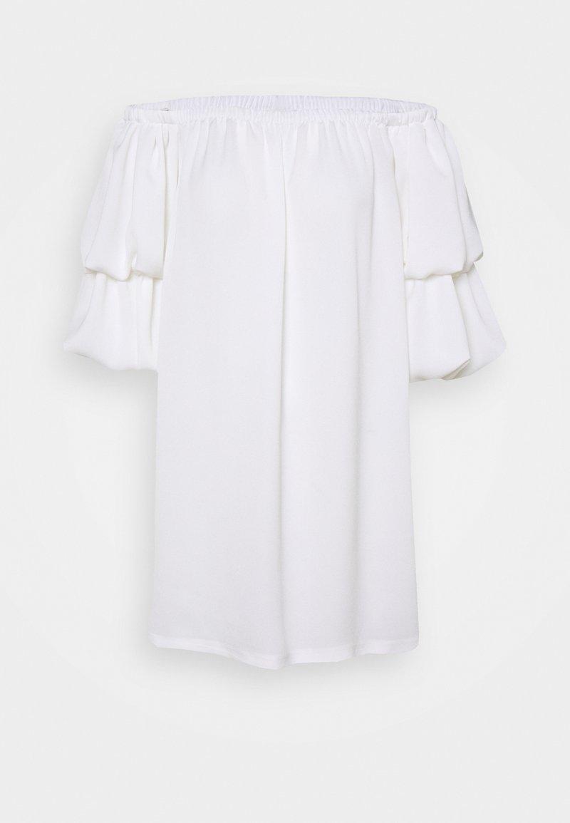 River Island Petite - Korte jurk - white
