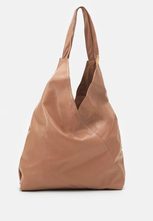PCFORIANNE SHOPPER  - Shopping bag - beige