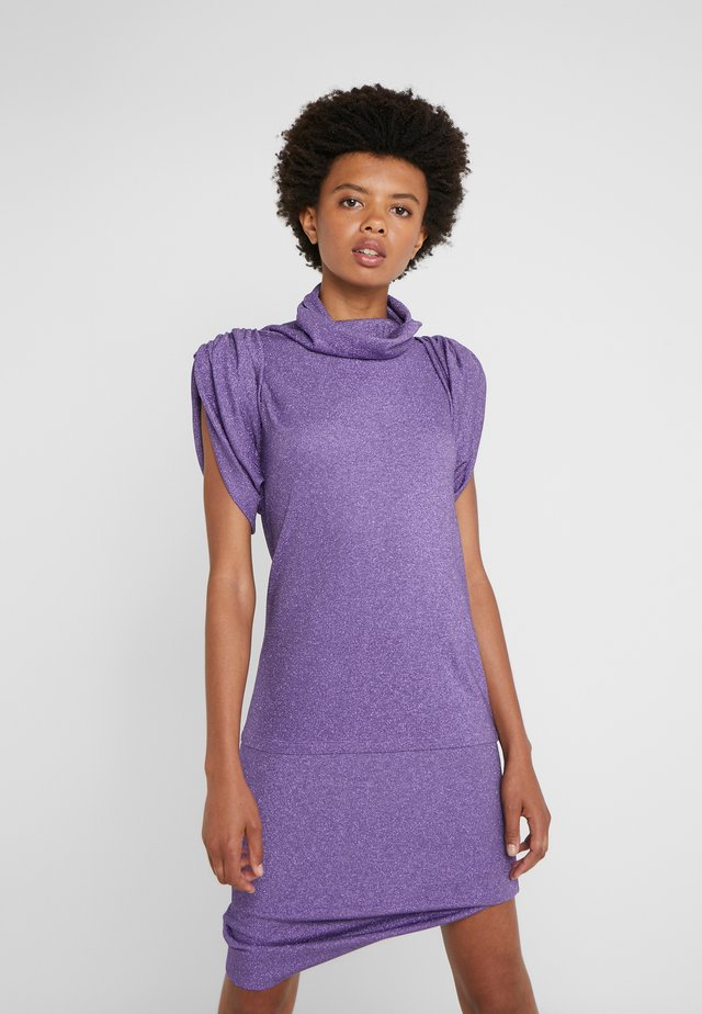PUNKATURE DRESS - Vestito elegante - lilac