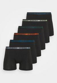6 PACK - Pants - black