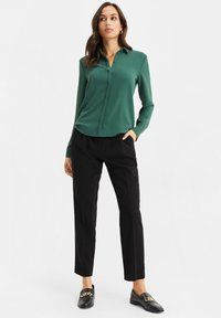 WE Fashion - Button-down blouse - green - 1