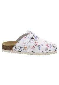 AFS Schuhe - Mules - weiß flower - 4