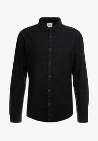 edc by Esprit - Shirt - black dark wash - 4