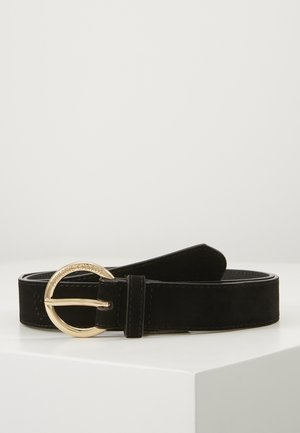 A HOLE LOT OF LOVE BELT - Pasek - black