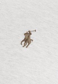 Polo Ralph Lauren - SHORT SLEEVE - T-shirt - bas - american heather - 5