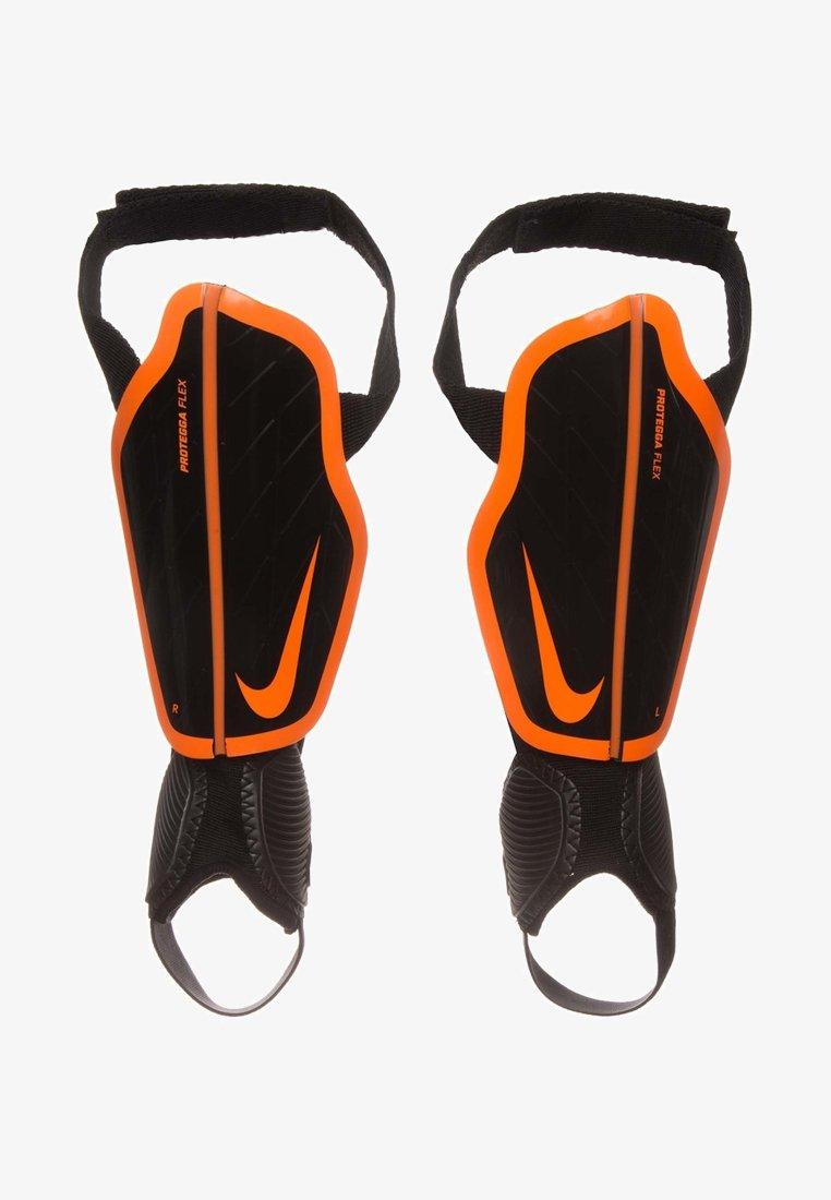 Nike Performance - PROTEGGA FLEX SCHIENBEINSCHONER KINDER - Shin pads - black / total orange