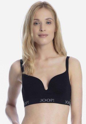 SEAMLESS - Underwired bra - black