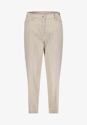 LORELLA - Trousers - sand (21)