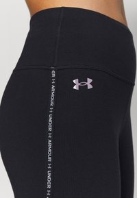 Under Armour - FAVORITE LEGGING HI RISE - Collants - black - 4