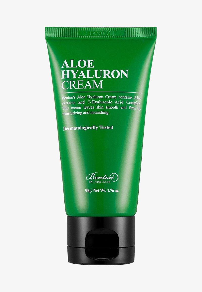 Benton - ALOE HYALURON CREAM  - Face cream - -