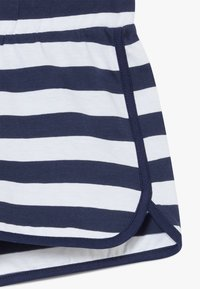 Benetton - Shorts - dark blue/white - 3