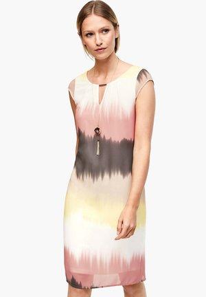 Denní šaty - gradient p