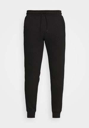 MODERN BASICS PANTS - Tracksuit bottoms - puma black