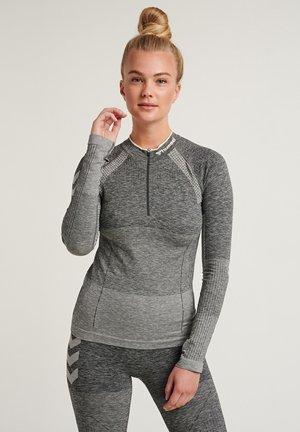 Sweatshirts - magnet melange