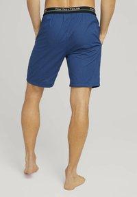 TOM TAILOR - Boxer shorts - blue-medium-check - 2