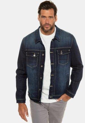 Denim jacket - darkblue