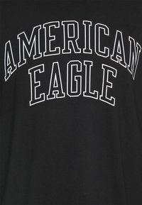American Eagle - TEE - Long sleeved top - black - 2