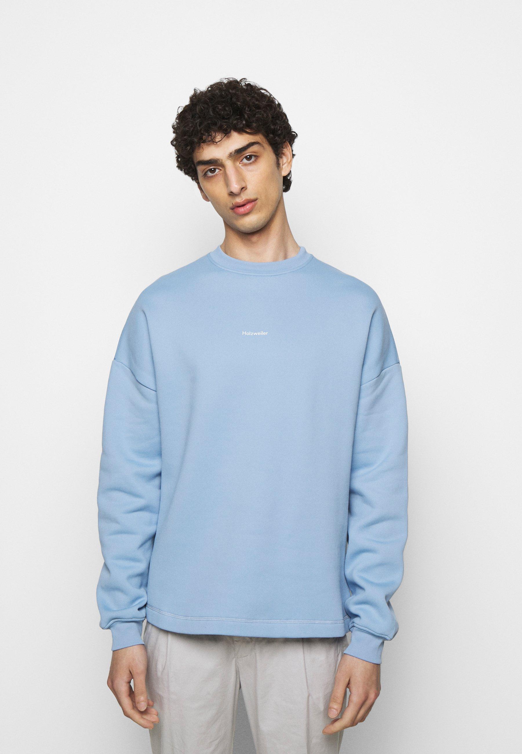 Homme FLEA CREW - Sweatshirt