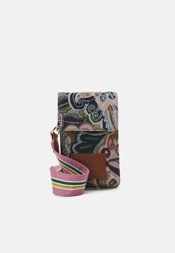 PAISLEY MOBILE BAG - Phone case - multi-coloured