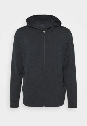 Training jacket - off noir/black