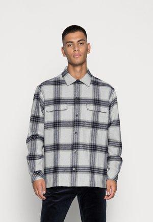 CASTOR - Camisa - grey melange