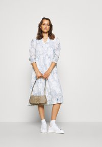 See by Chloé - Day dress - white/blue - 5