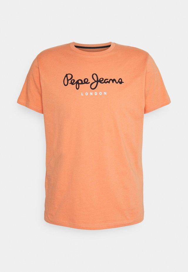 EGGO - T-shirts med print - cedar wood
