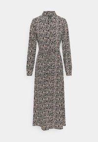 Vero Moda - VMJORDIN DRESS - Skjortekjole - black - 4