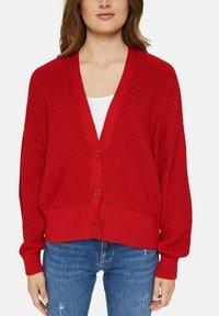 Esprit - Cardigan - red - 0