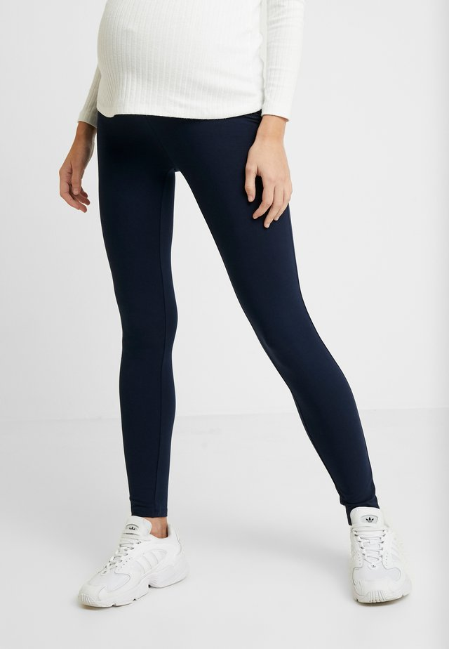 Leggings - Trousers - night blue