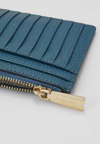 MICHAEL Michael Kors - JET SLIM CARD CASE - Wallet - dark cyan - 2