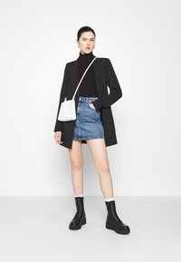 Monki - ELIN  - Long sleeved top - black - 1