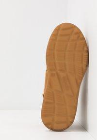 Superfit - SPACE - Šněrovací kotníkové boty - gelb - 4