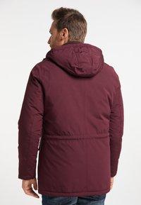DreiMaster - Winter coat - bordeaux - 2