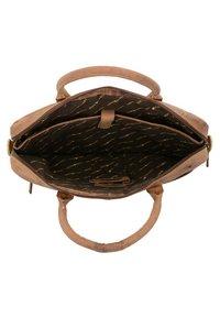 Greenburry - VINTAGE - Briefcase - nut brown - 4