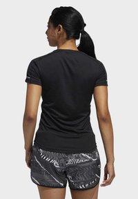 adidas Performance - RUN IT TEE - Camiseta básica - black - 1