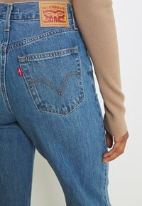 Levi's® - HIGH WAISTED STRAIGHT - Jeans relaxed fit - joe stoned - 4