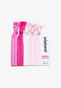 Popband - HAIRTIES MULTIPACK - Hair styling accessory - bubblegum - 0