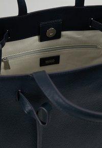 HUGO - VICTORIA DRAWSTRING - Handbag - night blue - 4