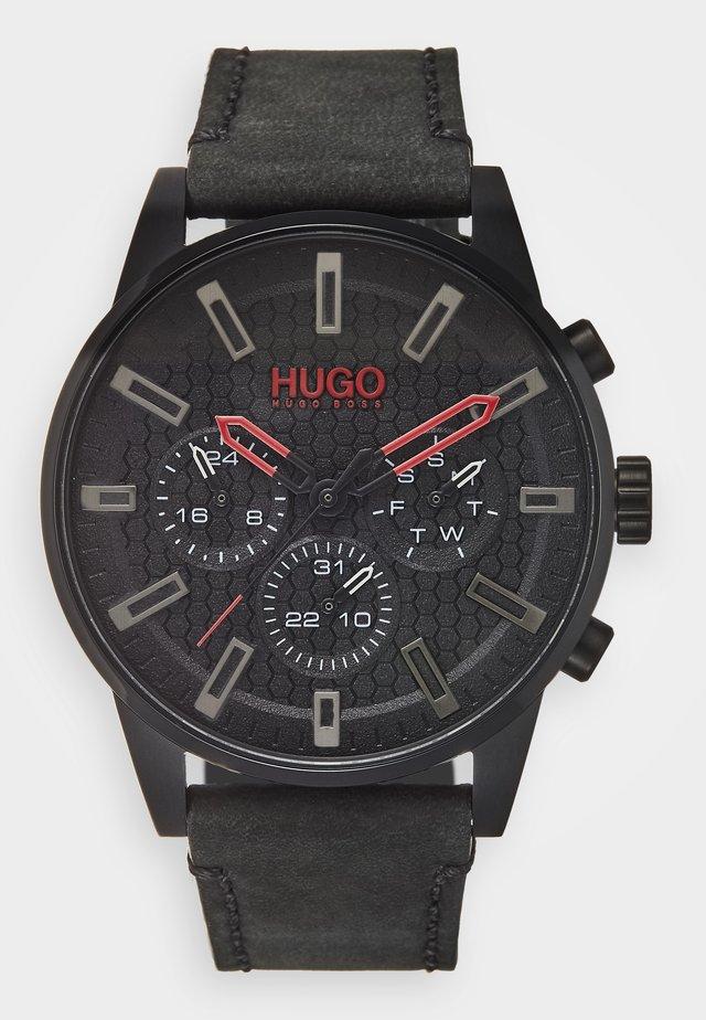 SEEK - Reloj - black