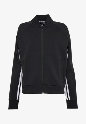 MUST HAVE ATHLETICS TRACKSUIT JACKET - Training jacket - black/white