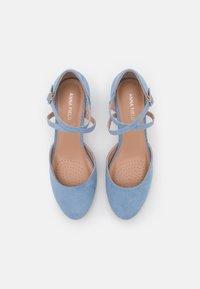 Anna Field - COMFORT - Classic heels - light blue - 5