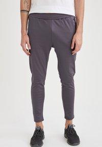 DeFacto Fit - Pantaloni sportivi - anthracite - 0
