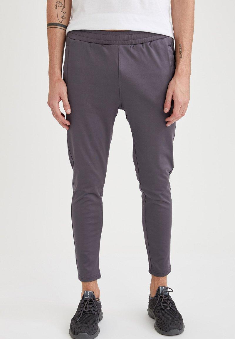 DeFacto Fit - Pantaloni sportivi - anthracite