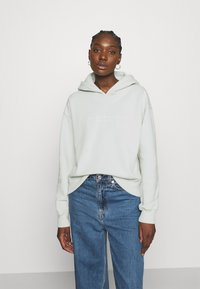 Abercrombie & Fitch - Hoodie - mint green - 0